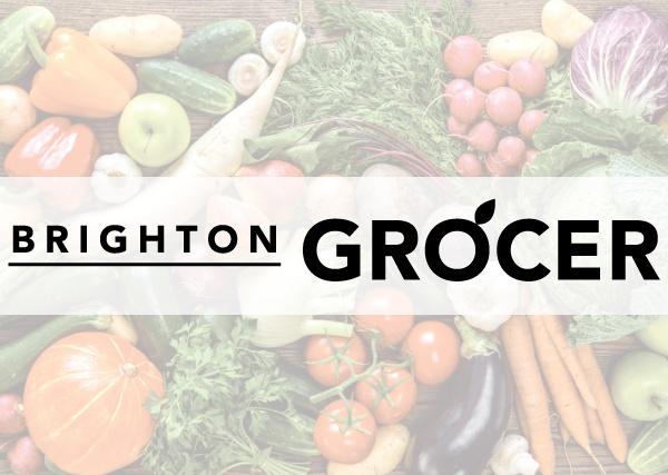 Brighton Grocer – Med R