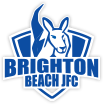 Brighton Beach Junior Football Club Retina Logo