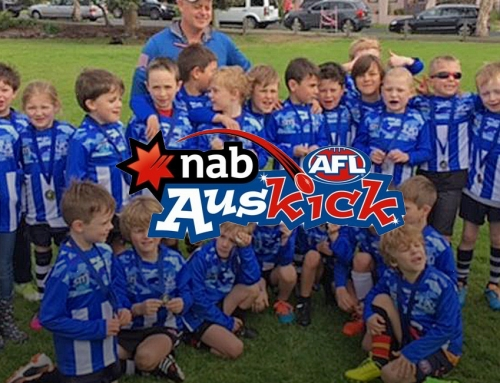 2019 Auskick Program