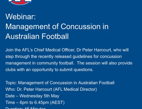 Concussion Mgmt Webinar