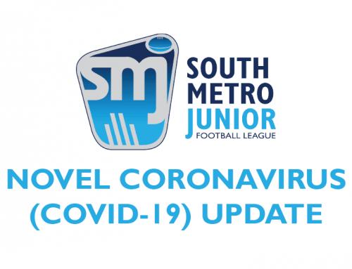 Coronavirus Update – All Training Suspended